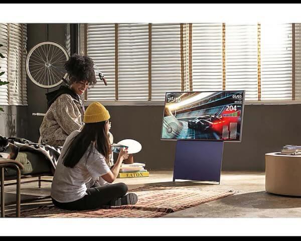 "43"" Samsung 4K The Sero GQ43LS05TAUXZG Modell 2020"