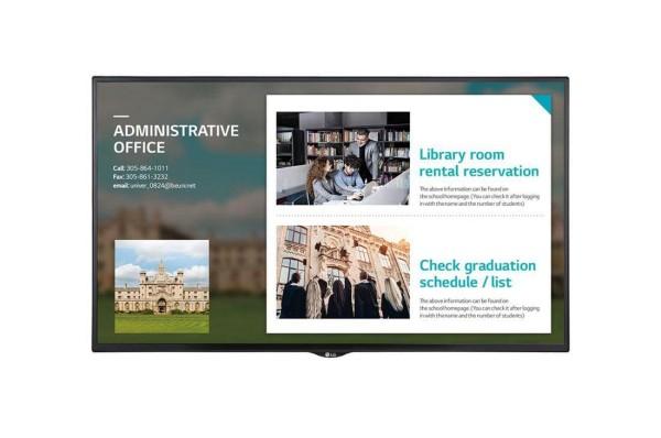 "LG 55SE3KE-B - 55""-LCD-Display Full-HD Entry"